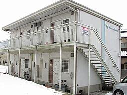 シティホームセンチュリー岩沢[2階]の外観