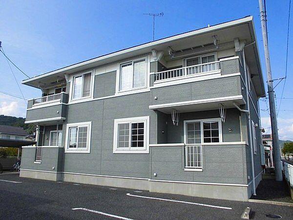セレーノB 2階の賃貸【栃木県 / 足利市】