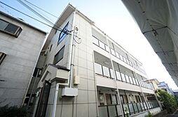 大阪府茨木市中村町の賃貸マンションの外観