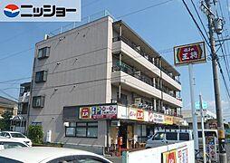 シャトー桐野[4階]の外観