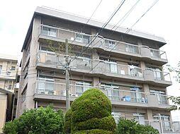 千本杉コーポ[3階]の外観