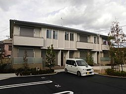 シャーメゾンNANRYU B棟[1階]の外観