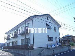 愛知県稲沢市平和町西光坊宮西の賃貸アパートの外観