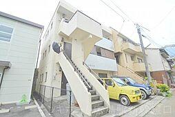 広島県広島市東区尾長西2丁目の賃貸マンションの外観