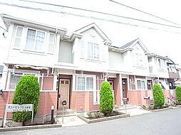 [タウンハウス] 千葉県松戸市根木内 の賃貸【/】の外観