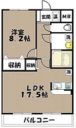 国見駅 7.2万円