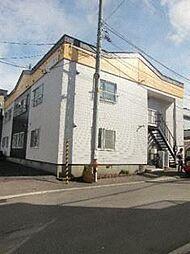 ハイツ野村[201号室]の外観