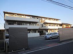 コンフォート・パーシモン[2階]の外観