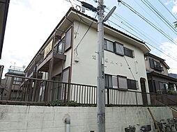 梵天塚ハイツ[2階]の外観