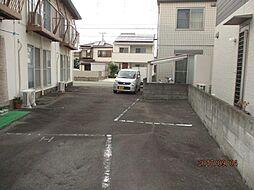 静岡県沼津市住吉町の賃貸アパートの外観