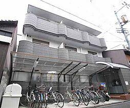 京都府京都市上京区木瓜原町の賃貸マンションの外観
