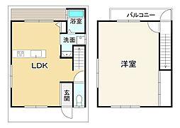 丹波橋駅 1,980万円