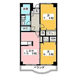 長後駅 6.8万円