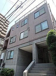 シャルレ早稲田[2階]の外観
