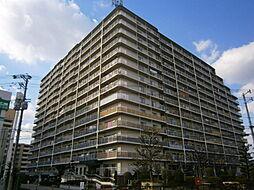 守口スカイハイツ[11階]の外観
