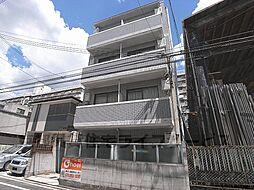 清和マンション[101号室]の外観