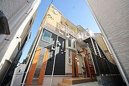 JR横浜線 大口駅 徒歩8分の賃貸アパート