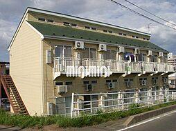 宮城県仙台市太白区西多賀5丁目の賃貸アパートの外観