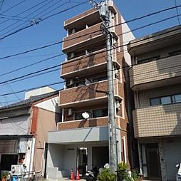 静岡県浜松市中区元目町の賃貸マンションの外観