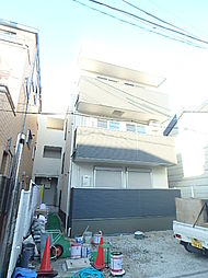 大阪府堺市西区浜寺諏訪森町中2丁の賃貸アパートの外観