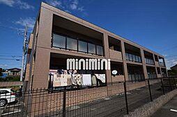 愛知県弥富市五明1丁目の賃貸マンションの外観