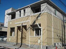 愛知県一宮市城崎通6丁目の賃貸アパートの外観