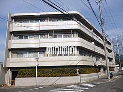 シルク弐番館[3階]の外観