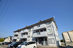兵庫県姫路市飾磨区下野田2丁目の賃貸マンションの外観