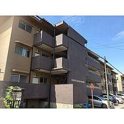 CORPO SHINYASHIKI[3階]の外観