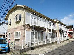 プランドールIS B棟[1階]の外観