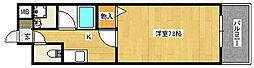 サムティ・ラガール住道[7階]の間取り