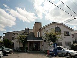 兵庫県伊丹市南鈴原1丁目の賃貸マンションの外観