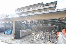 京都府京都市上京区藪之下町の賃貸マンションの外観