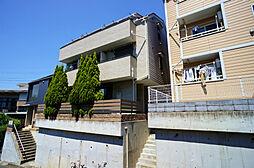 アザレ東三田壱番館[202号室]の外観