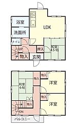 山陽本線 金光駅 徒歩58分