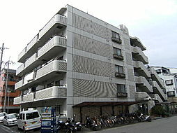 大阪府寝屋川市緑町の賃貸マンションの外観