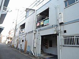 福岡県北九州市八幡東区春の町5丁目の賃貸アパートの外観