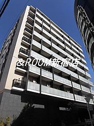 ザ・パークハビオ早稲田[8階]の外観