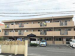 埼玉県川口市末広3丁目の賃貸マンションの外観
