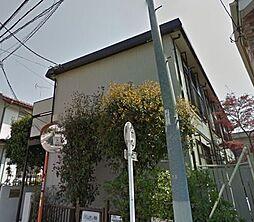 シティハイムムサシノ[203号室]の外観