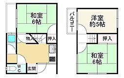 阪急京都本線 大宮駅 徒歩10分