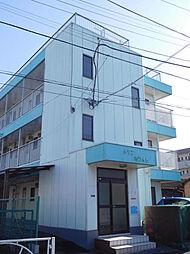 千葉県習志野市大久保2丁目の賃貸マンションの外観