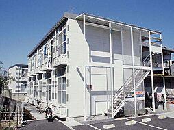 埼玉県さいたま市西区土屋の賃貸アパートの外観