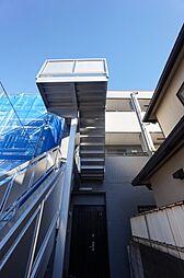 二子ガーデン[2階]の外観