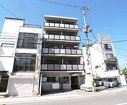 京都府京都市南区東九条西御霊町の賃貸マンションの外観