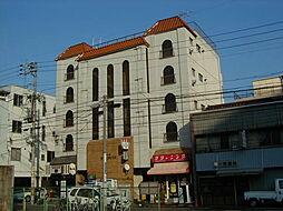 コーポグリーンハウス[3階]の外観