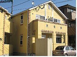リブレア津福本町B[203号室]の外観