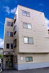 クレセント澄川[3階]の外観