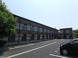 レオパレスルラーレ池田[1階]の外観