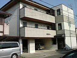 森田ハイツA棟[202号室]の外観